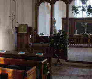 The Pulpit and Seating