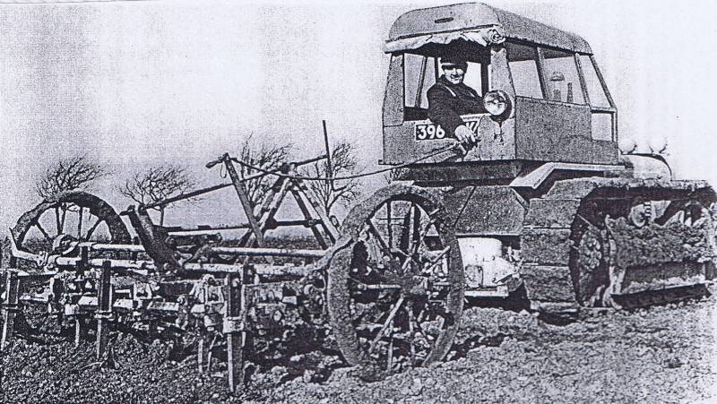Farming in Henham