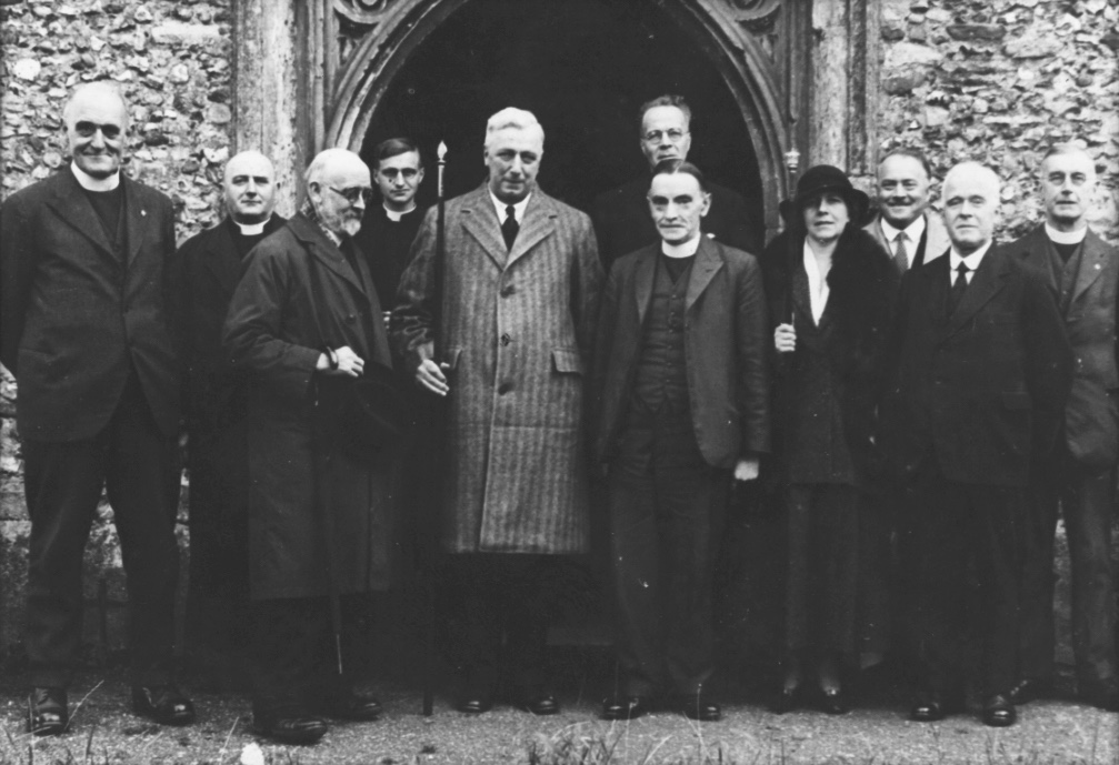 1936 induction of rev ormrod