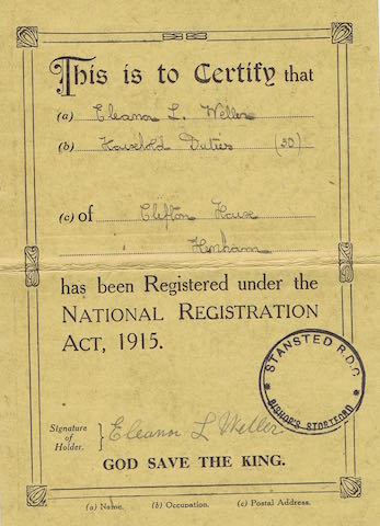 1915 national registration 2