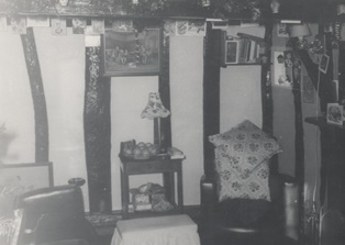 Internal View Bury Cottage