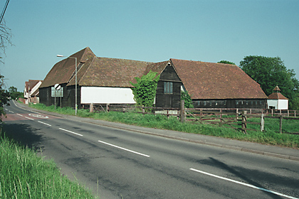 elsenham place barns