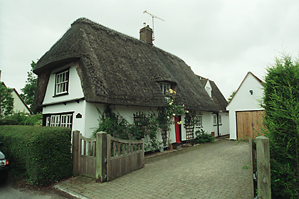 ship cottage