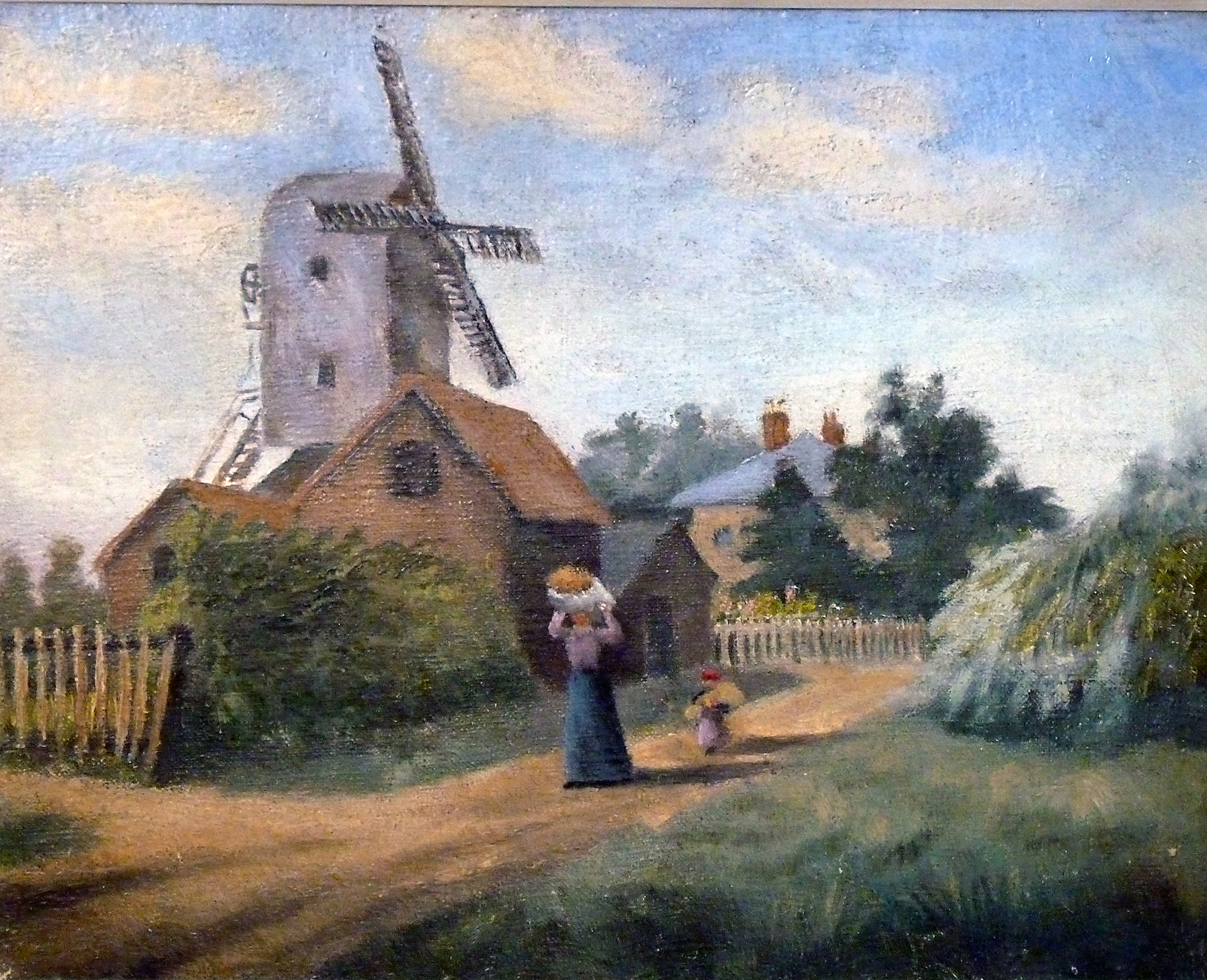 Painting of the Mill