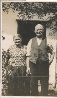 Taken in July 1933 Celia was 70 and William was nearly 74