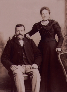 Alfred and Lydia White