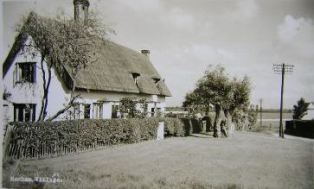 friars cottage 1958