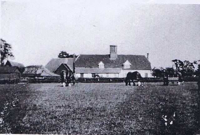 green end farm 1930