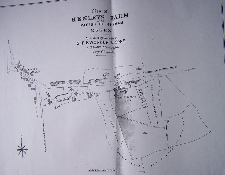 henleys farm plan