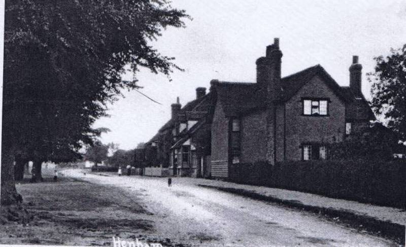 Chicney Road