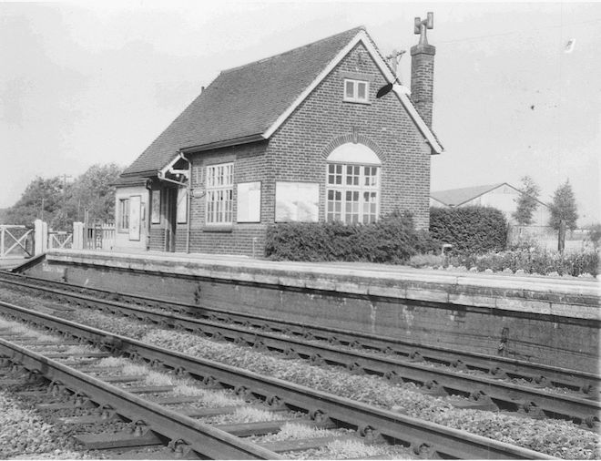 1965 elsenham station