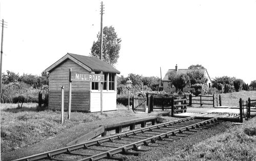 Mill Road Station