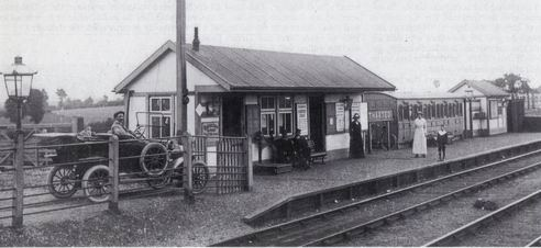 Thaxted Station