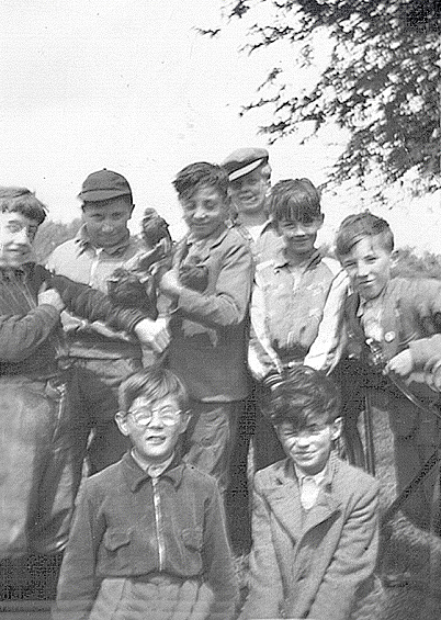the henham gang 1950s
