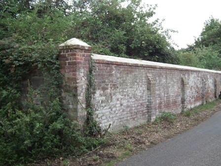 orford hse wall